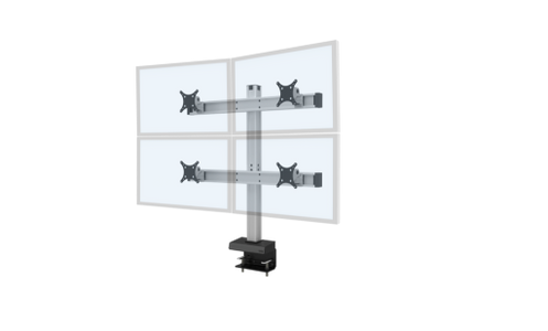 Innovative Bild® 2 Over 2 Monitor Mount