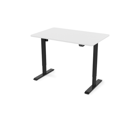 Image of Flexispot Electric Height Adjustable Standing Desk: 2-stage Economical Option EC1/EN1