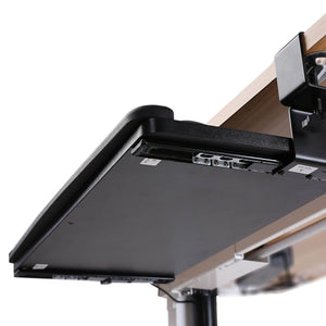 Clamp-on Adjustable Keyboard Tray KT2B