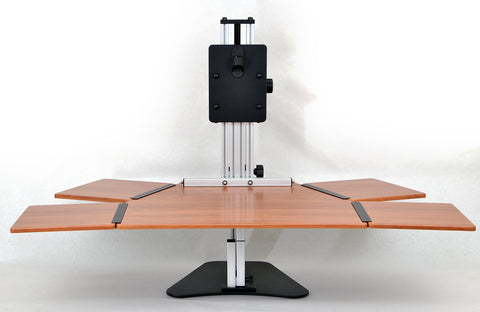 Image of Ergodesktop Detachable Side Work Surfaces