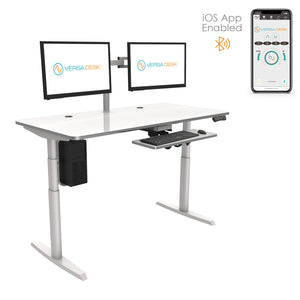 Versadesk Edison Electric Standing Desk