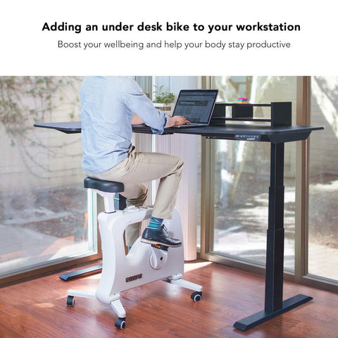 "Flexispot Electric Height Adjustable Standing Desk EN1-55"" W"