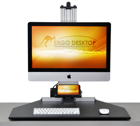 Image of Ergodesktop Electric MyMac Kangaroo Pro