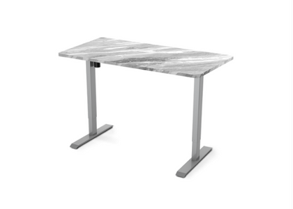 "Flexispot Electric Height Adjustable Standing Desk EC1 - 55"" W"