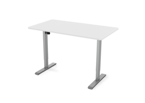 "Image of Flexispot Electric Height Adjustable Standing Desk EN1-55"" W"