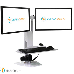 Versadesk Micro Power Desk Riser - Dual