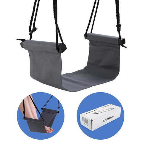 Flexispot Protable Under Desk Foot Hammock FH01