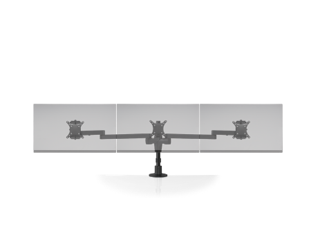 Image of Innovative STX-03S – Staxx™ Triple Monitor Mount – Standard