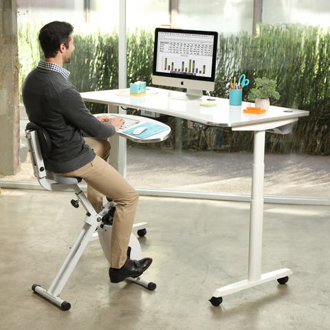 Versadesk Seated Desk Cycle