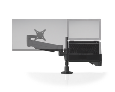 Innovative Staxx™ Articulating Monitor + Laptop Mount