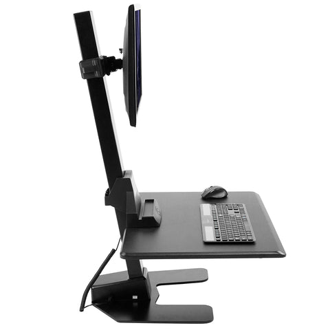 Image of Versadesk Sunrise Desk Riser -Dual Monitor