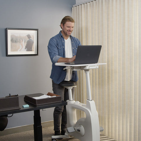 Image of Flexispot All-in-one Desk Bikes – Deskcise Pro™ V9