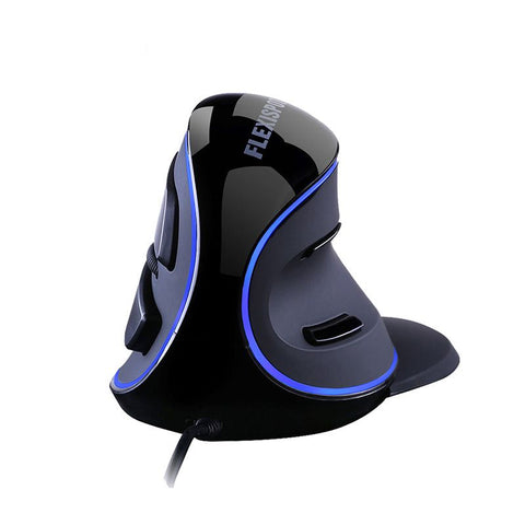 Image of Flexispot Vertical Wired Mouse EM1B