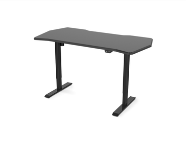 "Flexispot Electric Height Adjustable Gaming Desk - 55"" W"