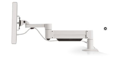Image of Innovativeworkspaces iLift™ – Apple Cinema Display + iMac Monitor Arm