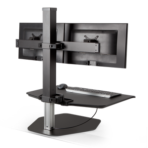 Innovative Winston Workstation® Dual Freestanding Sit-Stand