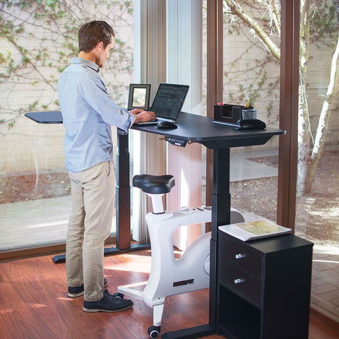Flexispot Home Office Standing Desk Mate--Under Desk Bikes