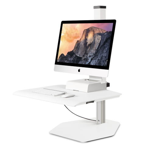 Image of Innovative Apple iMac Freestanding Sit-Stand
