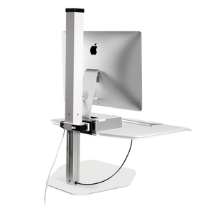 Innovative Apple iMac Freestanding Sit-Stand