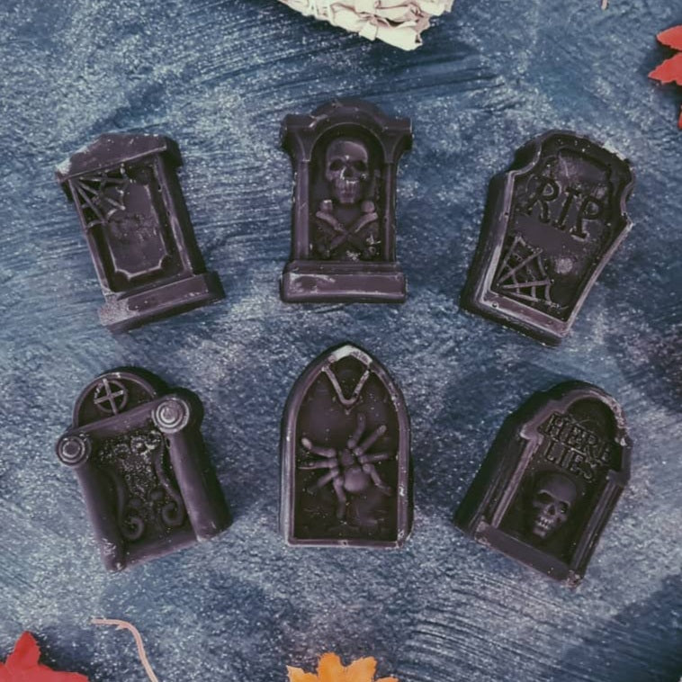 6 Pack Tombstone Wax Melts