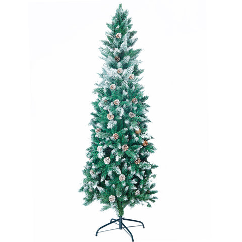 7' Green Spruce Artificial Christmas Tree MHCT07