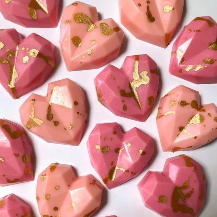 Love Heart Soap Bar