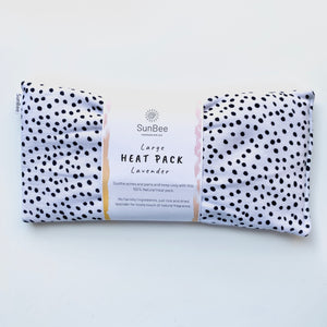 Large Heat Pack Lavender