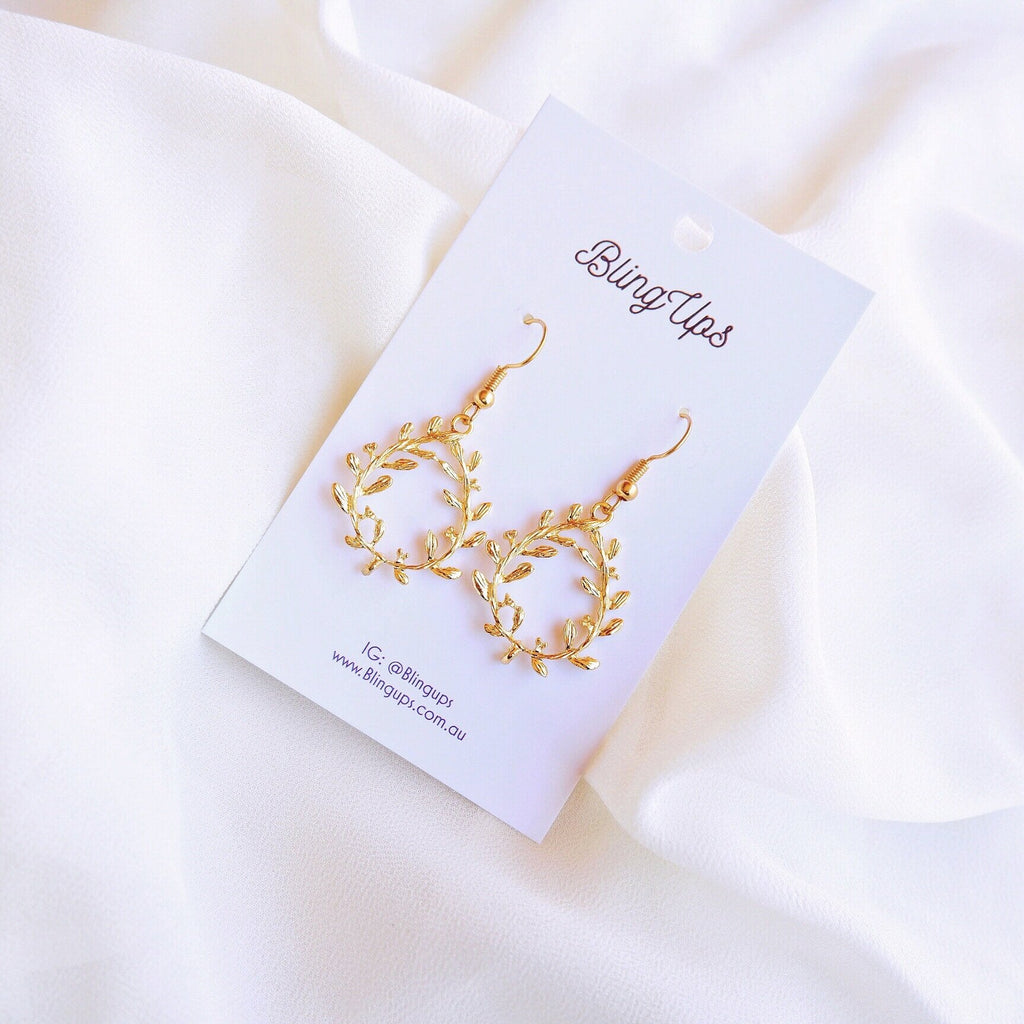 O'leaf Earrings