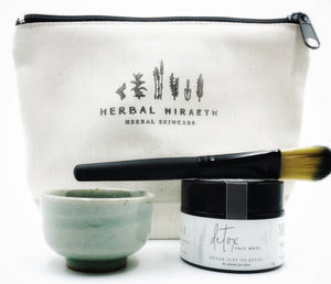 Detox Face Mask Kit