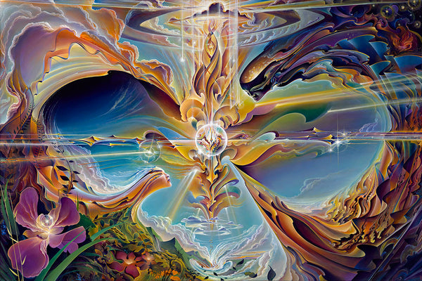 The Apotheosis of Hope Michael Divine TenThousandVisions