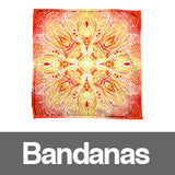 Artist Bandanas Infinite Bit Clothing Collection