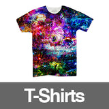 Men's All Over Print T-Shirts Infinite Bit Clothing