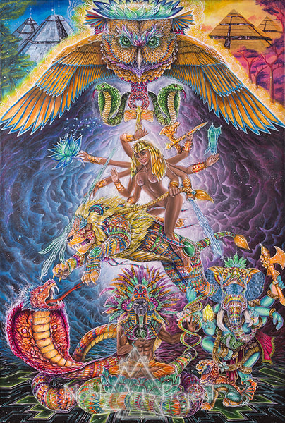 Transmutation Noble Arts Chris Surposa