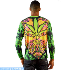 Cannabis Love Long-Sleeve TShirt