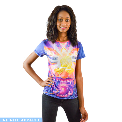 Frozen Corals Women's T-Shirt