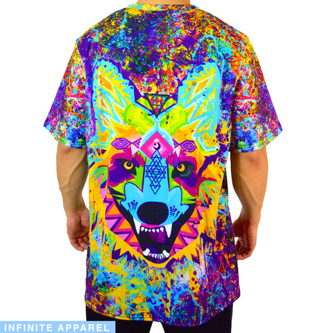 Alpha Wolf Men's T-Shirt