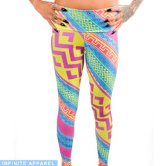 Arabian Nights Yoga Leggings