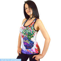 Hydra and I Women's Racerback Tank Top