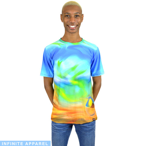 Beach Goer Men's T-Shirt