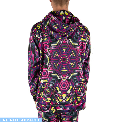 Berry Blender Pull Over Hoodie