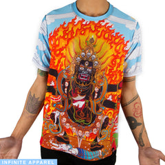 Black Mahakala Men's T-Shirt