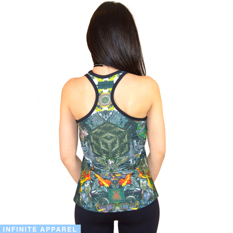 NEXT Women's Racerback Tank Top