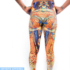 DmT King Yoga Leggings