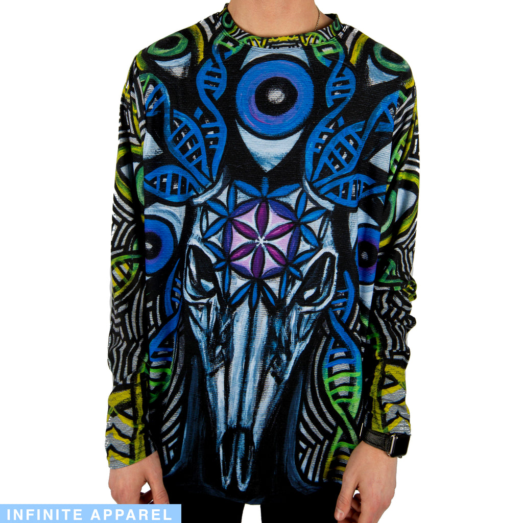 DNA Activation Men's Long Sleeve Shirt