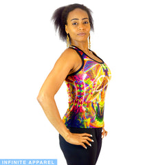 Death by Astonishment Women's Racerback Tank Top