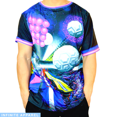 Dream Simulation Men's T-Shirt