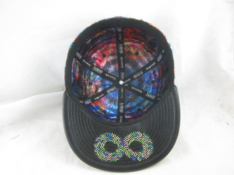 Infinite Bit x Grassroots Fitted Hat
