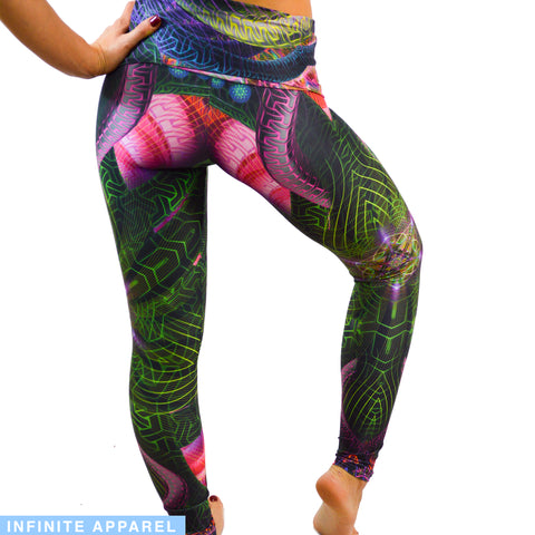 Biofurnace Yoga Leggings
