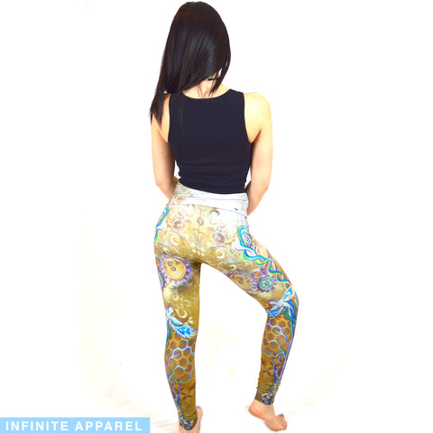 Mechorganic Yoga Leggings