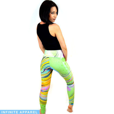 Ineluctable Yoga Leggings